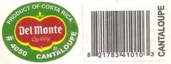Chiquita Barcode